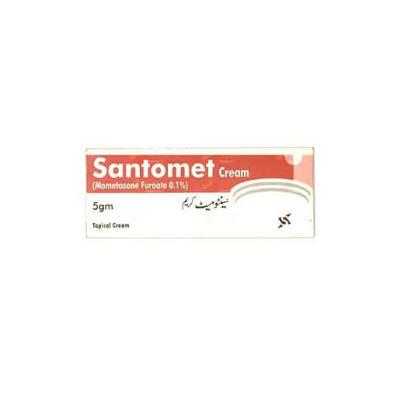 Santoment Cream 5gm