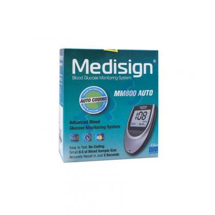 Medisign Blood Glucose Monitoring System