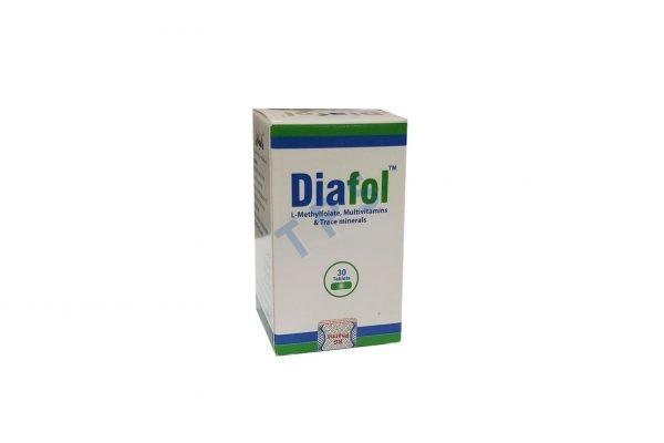 DiaFol Tablet