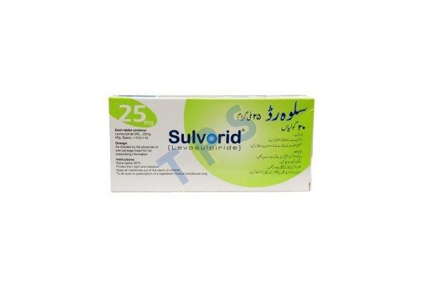 Sulvorid Tablet 25mg