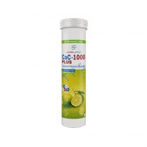 Cac-1000 Plus Lemon 20s