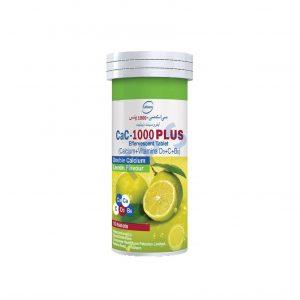 Cac-1000 Plus Lemon 10s