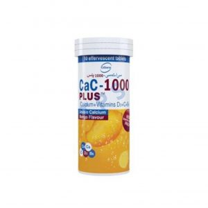 Cac-1000 Plus Mango 10s