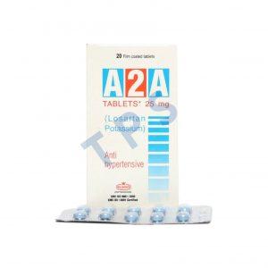 A2A Tablet 50mg