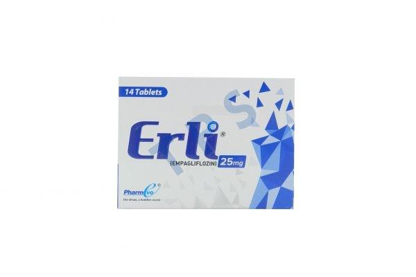 Erli Tablet 25mg