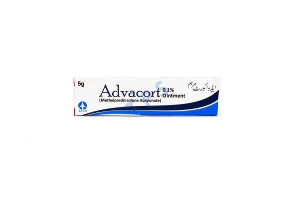 Advacort Ointment 5gm