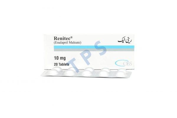 Renitec 10mg Tablets