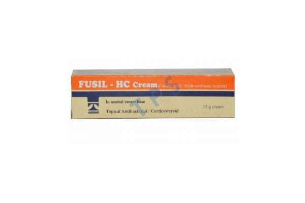 Fusil Hc Cream 15gm