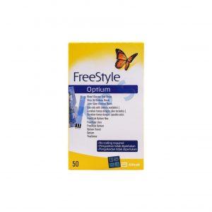 FreeStyle Optium Test Strip 50s