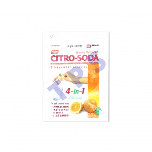 Citro Soda Sachet (Orange)
