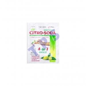 Citro Soda Sachet (Lemon)