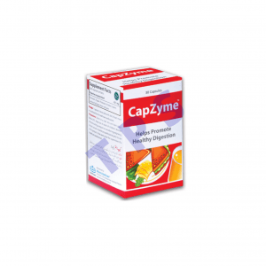 Capzyme capsule