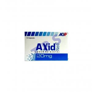 Axid Neo 20mg Capsules