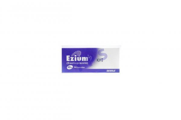Ezium 40mg Capsules