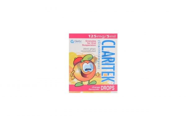 Claritek Drop 125mg/5ml 25ml