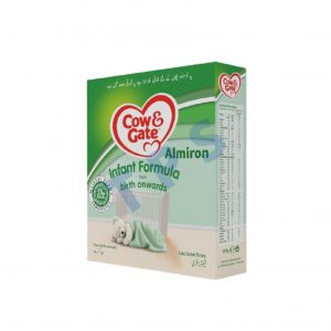 Cow & Gate Milk 200gm Soft Box