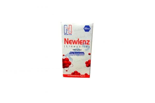 Newlenz 100mg/5ml Suspension