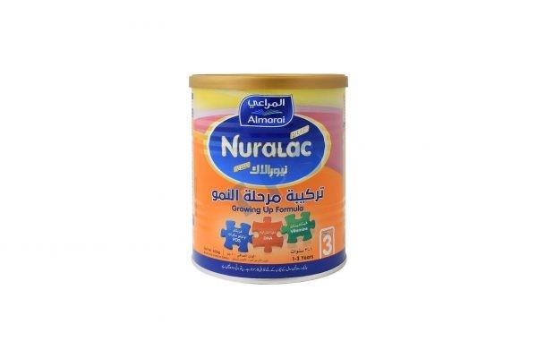 NuraLac 3 Milk 400gm