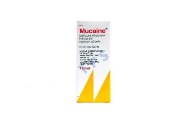 Mucaine Suspension 120ML