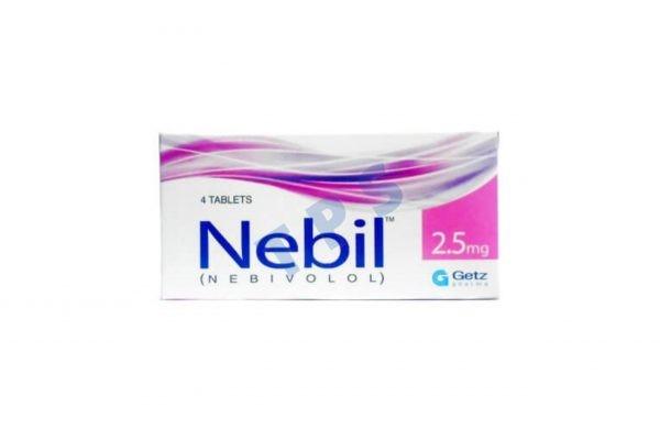 Nebil 5mg Tablets
