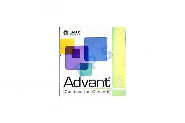 Advant 16mg Tablets