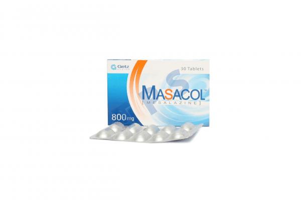 Masacol 800mg Tablets