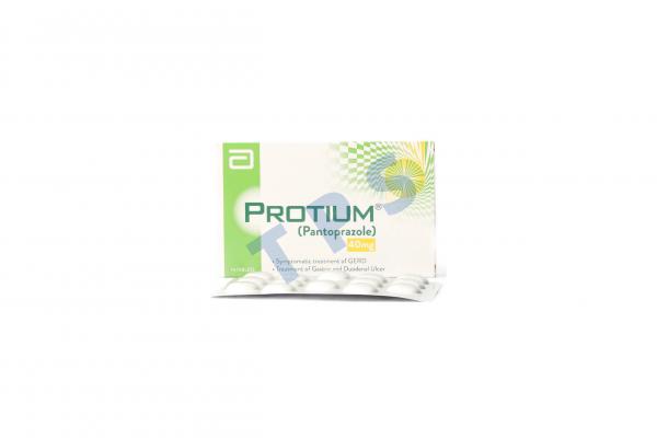 Protium 40mg Tablets