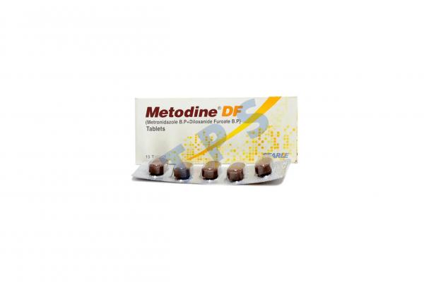 Metodine Tablets DF