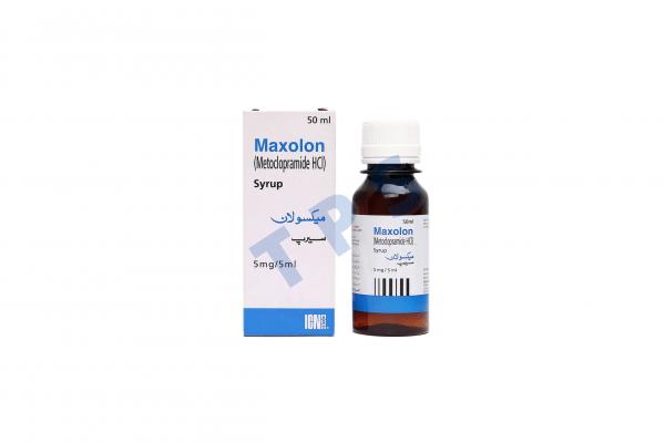 Maxolon 50ml Syrup