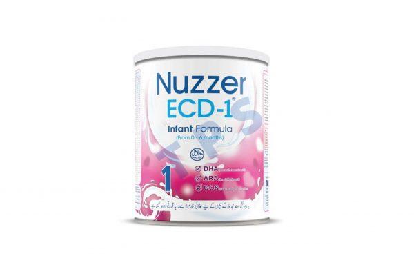 Nuzzer ECD-1