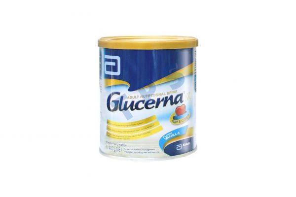 Glucerna Vanilla Flavoured Milk 400gm