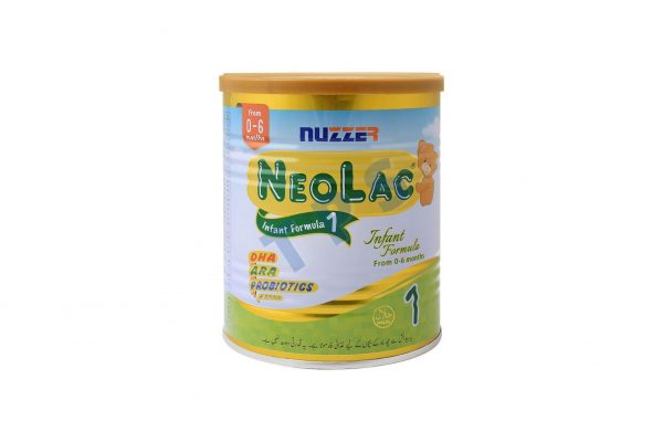 NeoLac 1 Milk 400gm