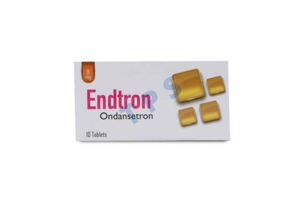 Endtron 8mg Tablets