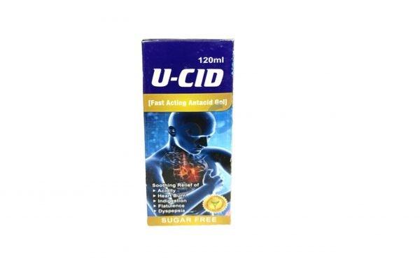 U-Cid 120ml Syrup
