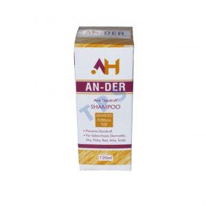 An-Der Anti Dandruff Shampoo 120ml