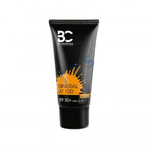 Be Ceuticals Face Wash SPF50