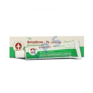 Betaderm-N Ointment 15 gm