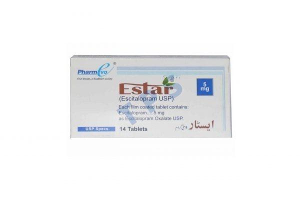 Estar Tablets 20mg