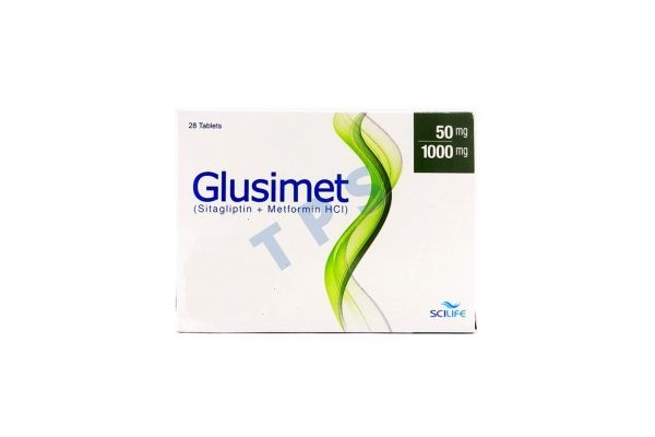 Glusiment Tablets 50/1000mg