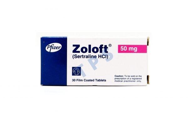 Zoloft Tablets 50mg