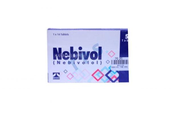 Nebivol Tablets 5mg