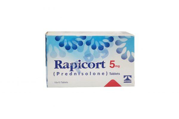 Rapicort Tablet