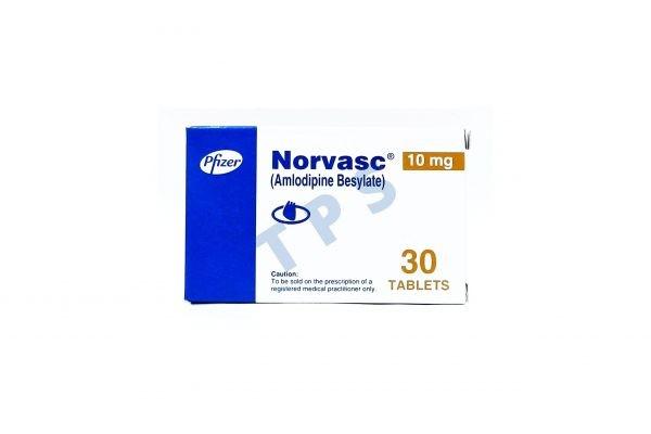 Norvasc Tablets 10mg