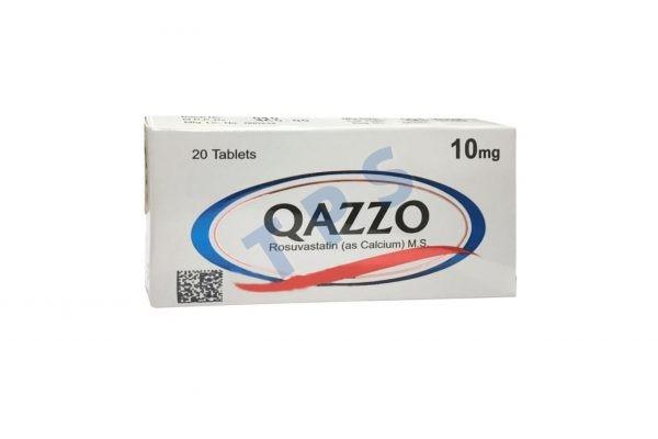 Qazzo Tablets 10mg