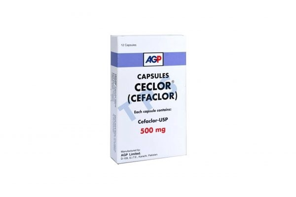Ceclor Capsules 250mg