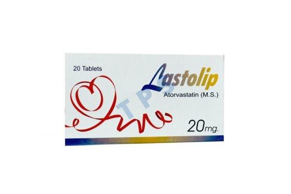 Lastolip Tablets 10mg
