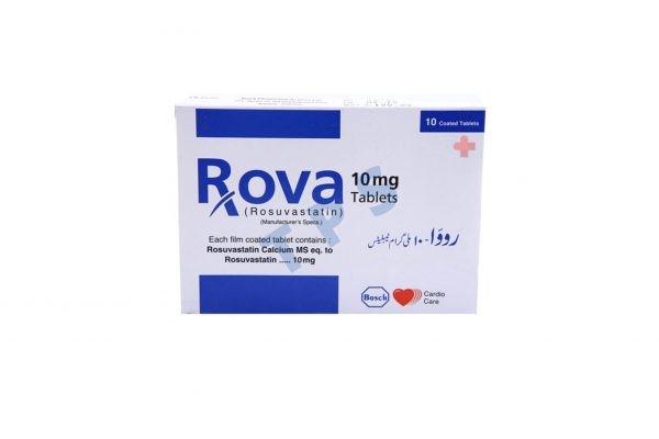 Rova Tablets 10mg