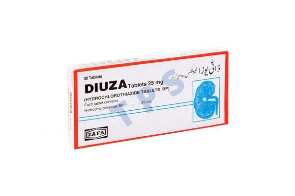 Diuza Tablets