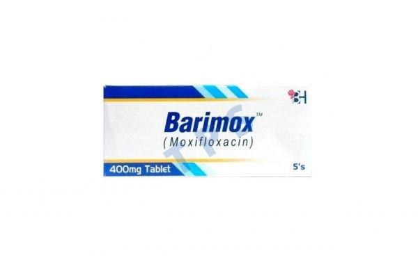 Barimox Tablets 400mg