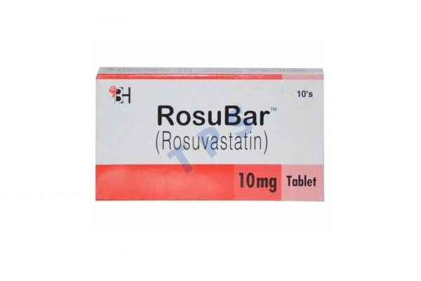 Rosubar Tablets 10mg